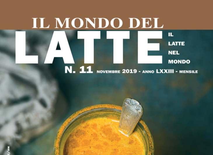 IL MONDO DEL LATTE DI NOVEMBRE 2019