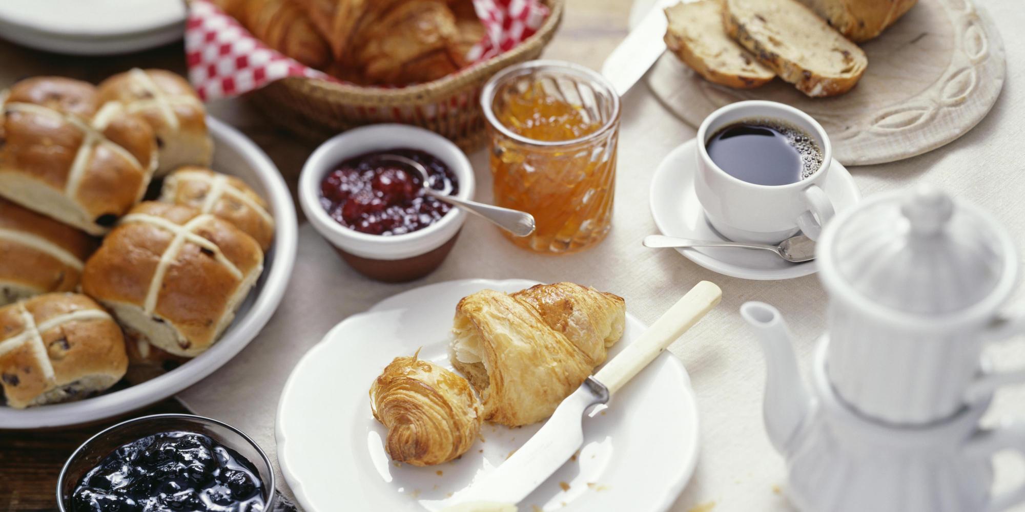 Colazione all 39 italiana la colazione come piace agli - Colazione al letto ...
