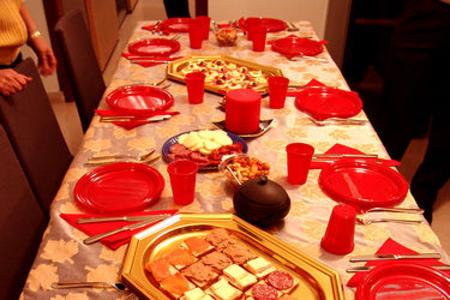 Idee per le feste assolatte for Idee per una cena di compleanno
